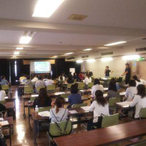 小平市ペアレントプログラム6回連続講座2
