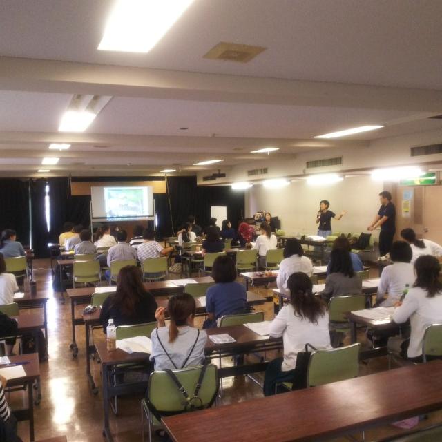 ペアレントプログラム6回連続講座(小平市)2