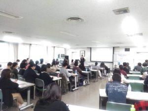 武蔵村山市発達支援講座1